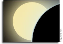 A new statistical method for characterizing the atmospheres of extrasolar planets