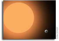 UH Astronomer Uses Ultra-Sensitive Camera to Measure the Size of a Planet Orbiting a Distant Star