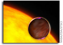 COROT discovery stirs exoplanet classification rethink