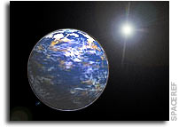 Search for Habitable Planets Outside Earth's Solar System in Astrobiology