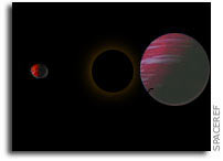 The 'Planemo' Twins - Astronomers Discover Double Planetary Mass Object