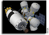 NASA Selects Companies to Study Storing Cryogenic Propellants in Space