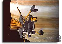 Historic Galileo Mission Nears End