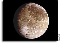 NASA Scientists Discover Ganymede Has A Lumpy Interior