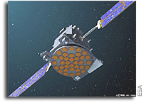 First Galileo signals transmitted by GIOVE-A