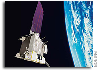 NASA and NOAA's GOES-P Satellite Successfully Launched