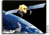 Air Force Awards Boeing $172.3 Million for Two GPS Satellite Contract Option