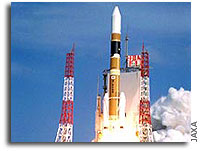 Launch Failure of JAXA's H-IIA