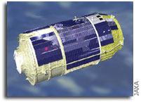Procurement of Japanese Aerospace Exploration Agency Prox System for Visiting Vehicle Proximity Operations Communications