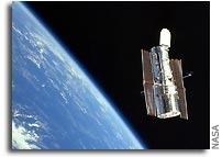 NASA Considering Robotic Servicing Mission to Hubble Space Telescope