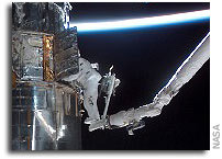 NASA Announces Details of Hubble Servicing Mission