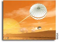 NASA Instrument Measures Winds on Titan to Aid Huygens Lander