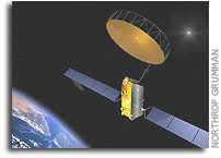 Northrop Grumman's AstroMesh Reflector Successfully Deploys on Inmarsat 4 Satellite