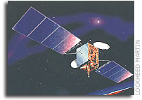 Intelsat Reports Loss of IS-804 Satellite