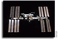 NASA ISS On-Orbit Status 9 August 2011