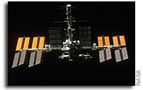 NASA ISS On-Orbit Status 30 August 2011