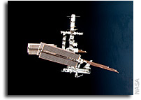 NASA ISS On-Orbit Status 10 January 2012