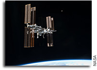 NASA ISS On-Orbit Status 25 August 2011