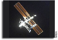 ISS Gyroscope Back Online