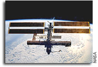 Science, Maintenance and Cargo Transfers for Space Station Crew