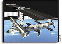 Next International Space Station Crew Named