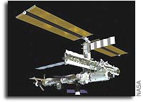 Space Station Status Report 21 July 2006