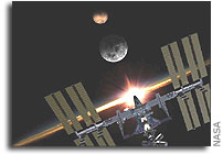 NASA Marks Five Years on the International Space Station