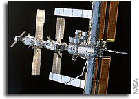 NASA's Space Station Astronauts to