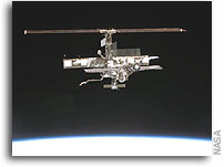 International Space Station to Pass Over Washington D.C. on July 4