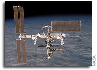 NASA Space Station Status Report 20 December 2006
