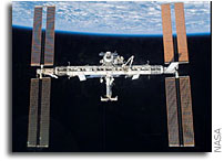 Expedition 16 Welcomes STS-120 Crew Aboard International Space Station