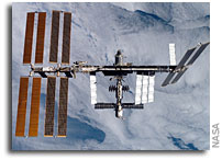 NASA ISS On-Orbit Status 3 February 2008