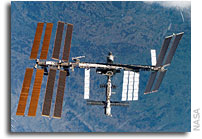 NASA ISS On-Orbit Status 22 January 2008