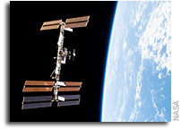 NASA ISS On-Orbit Status 1 December 2007
