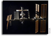 NASA ISS On-Orbit Status 12  January 2008