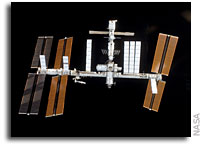 NASA ISS On-Orbit Status 30 December 2007
