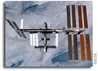 NASA ISS On-Orbit Status 11 October 2008