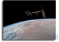 NASA ISS On-Orbit Status 22 September 2008