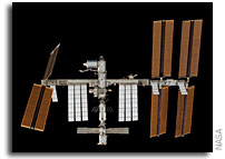 NASA ISS On-Orbit Status 1 August 2008