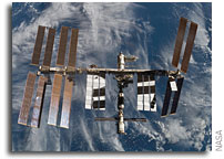 NASA ISS On-Orbit Status 8 September 2008