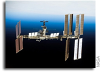 NASA ISS On-Orbit Status 1 November 2008