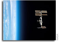 NASA ISS On-Orbit  Status 10 November 2008