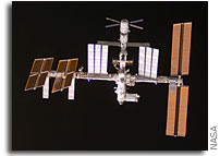 NASA ISS On-Orbit Status 12 July 2008