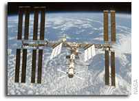 NASA ISS On-Orbit Status 22 June 2008