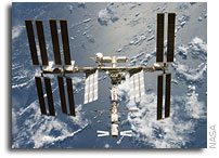 NASA ISS On-Orbit Status 1 July 2008