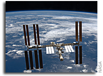 NASA ISS On-Orbit Status 18 February 2009