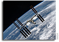 NASA ISS On-Orbit Status 9 March 2009