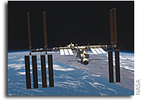 NASA ISS On-Orbit Status 8 February 2009