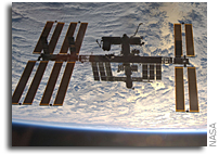 NASA ISS On-Orbit Status 10 March 2009