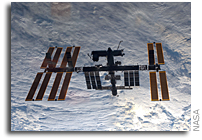 NASA ISS On-Orbit Status 15 March 2009